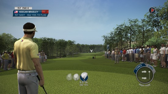 Tiger Woods PGA TOUR 14 Screenshot #60 for Xbox 360