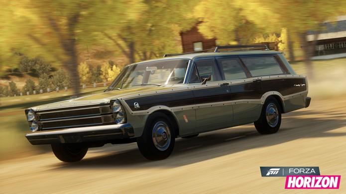 Forza Horizon Screenshot #69 for Xbox 360