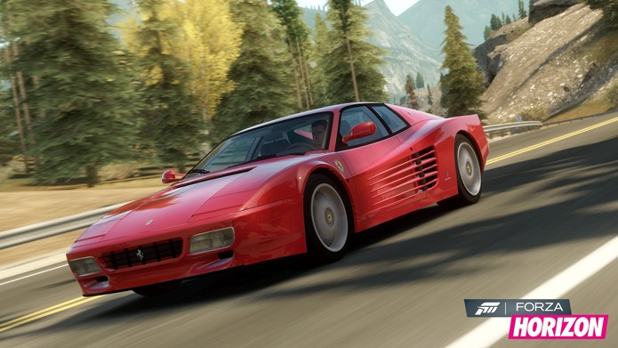 Forza Horizon Screenshot #70 for Xbox 360