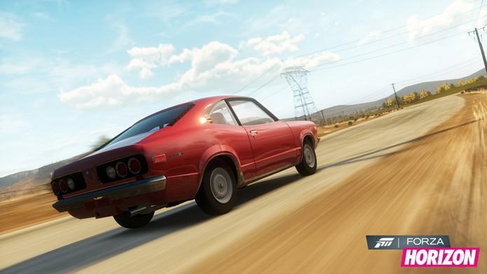 Forza Horizon Screenshot #72 for Xbox 360