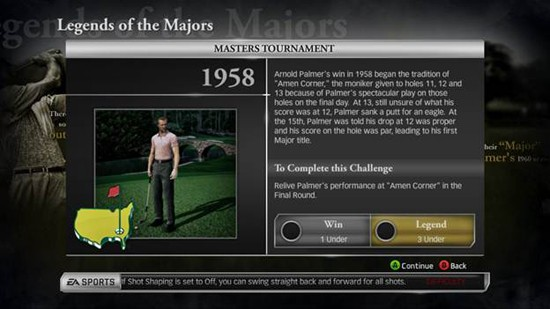 Tiger Woods PGA TOUR 14 Screenshot #70 for Xbox 360