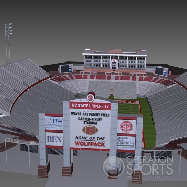 Dirty Bird Sports NCAA Football Screenshot #3 for PS3, Xbox 360