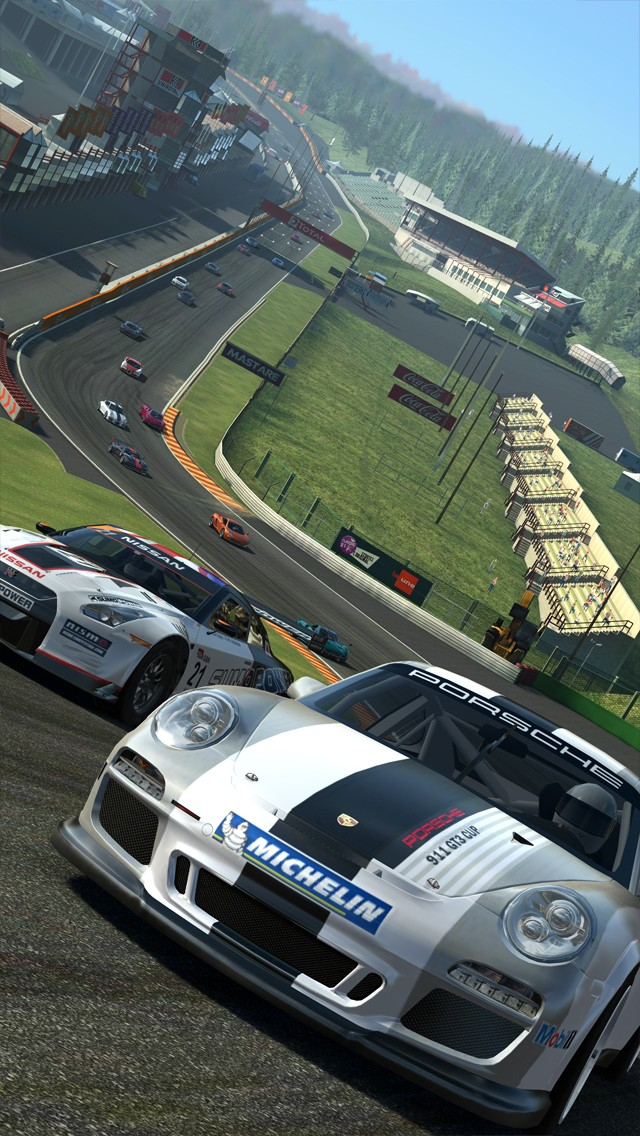 Real Racing 3 Screenshot #8 for iPhone