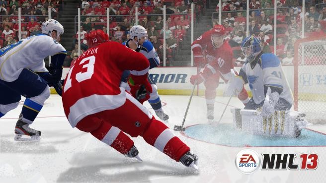 NHL 13 Screenshot #221 for Xbox 360