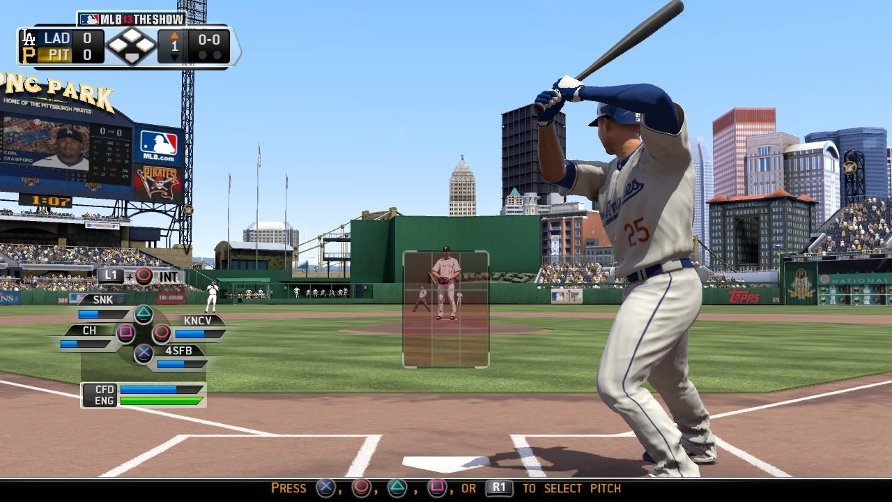 Scoreboards - Tv For Mlb2K12 V 1.1 - MLB 2K12 - MVP Mods