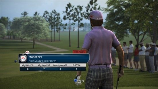 Tiger Woods PGA TOUR 14 Screenshot #96 for Xbox 360