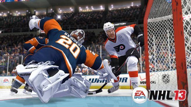 NHL 13 Screenshot #222 for Xbox 360