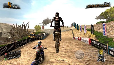 MUD: FIM Motocross Championship  Screenshot #1 for PS Vita