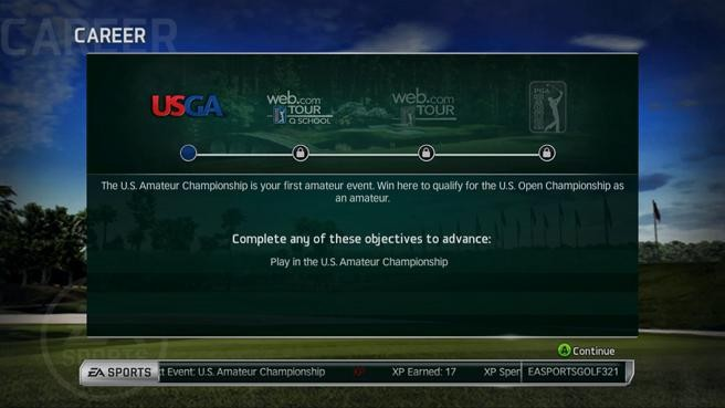 Tiger Woods PGA TOUR 14 Screenshot #119 for Xbox 360