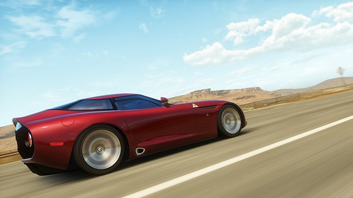 Forza Horizon Screenshot #76 for Xbox 360