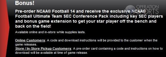 NCAA Football 14 Screenshot #23 for Xbox 360