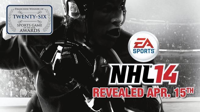 NHL 14 Screenshot #1 for Xbox 360