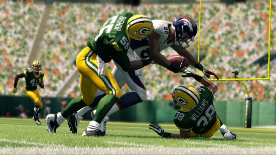 Madden  NFL 25 Screenshot #27 for Xbox 360