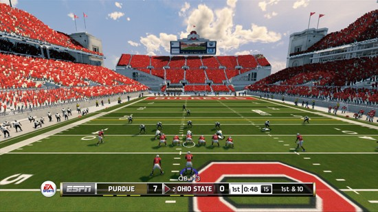 NCAA Football 14 Screenshot #109 for Xbox 360