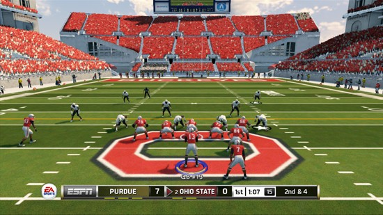 NCAA Football 14 Screenshot #110 for Xbox 360