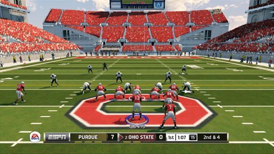 NCAA Football 14 Screenshot #110 for Xbox 360