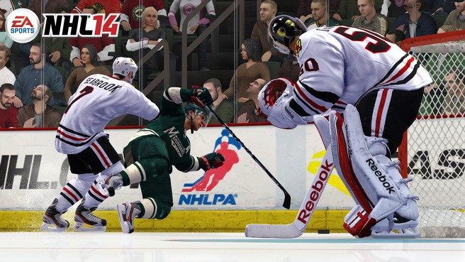 NHL 14 Screenshot #18 for Xbox 360