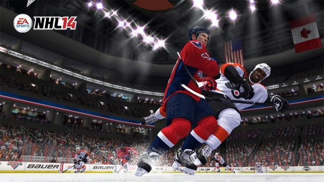 NHL 14 Screenshot #20 for Xbox 360