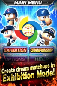Power Pros: WBC screenshot #2 for iPhone, iPad - Click to view