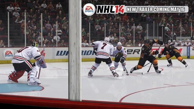 NHL 14 Screenshot #27 for Xbox 360