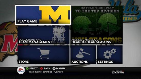 NCAA Football 14 Screenshot #72 for PS3