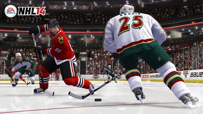 NHL 14 Screenshot #28 for Xbox 360