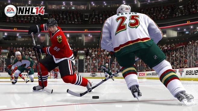 NHL 14 Screenshot #28 for Xbox 360