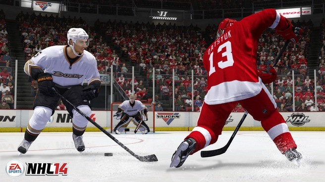 NHL 14 Screenshot #29 for Xbox 360