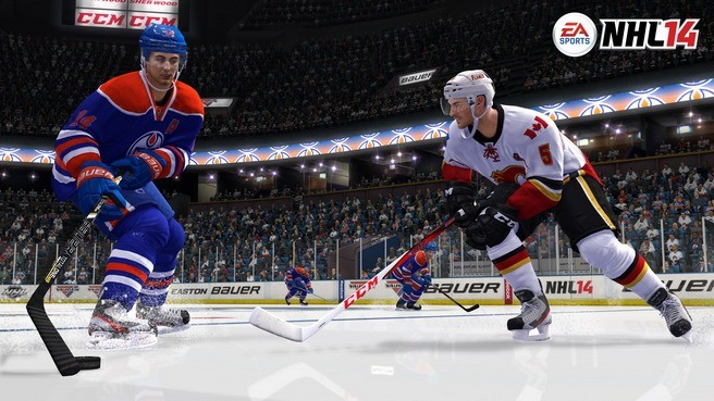 NHL 14 Screenshot #30 for Xbox 360