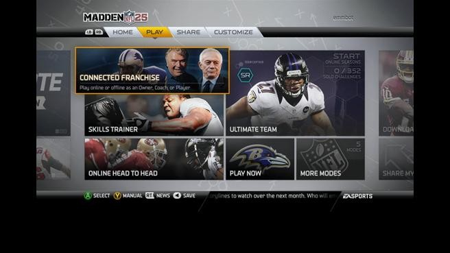 Madden  NFL 25 Screenshot #124 for Xbox 360