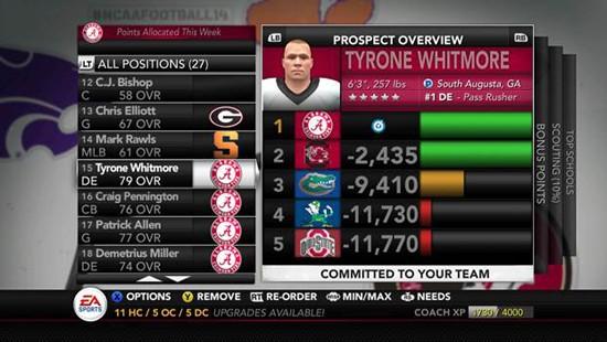 NCAA Football 14 Screenshot #180 for Xbox 360