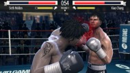 Real Boxing screenshot #5 for PS Vita - Click to view