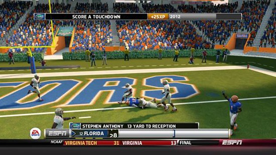 NCAA Football 14 Screenshot #192 for Xbox 360