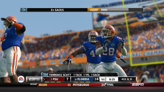 NCAA Football 14 Screenshot #146 for PS3