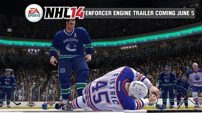 NHL 14 Screenshot #34 for Xbox 360
