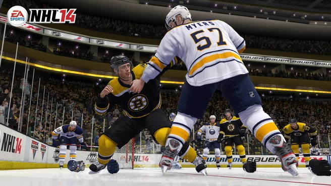 NHL 14 Screenshot #36 for Xbox 360