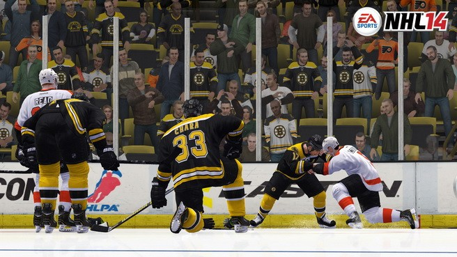 NHL 14 Screenshot #37 for Xbox 360