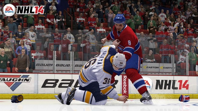 NHL 14 Screenshot #39 for Xbox 360