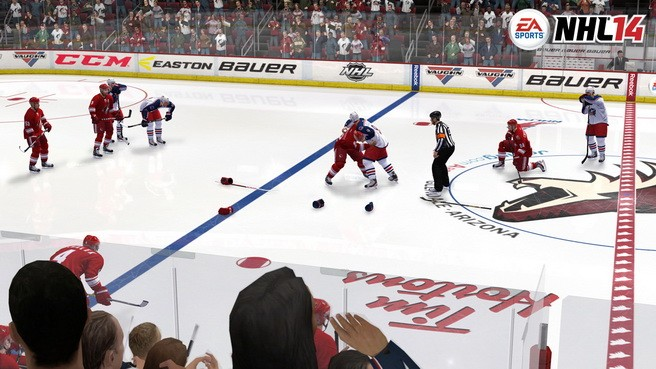 NHL 14 Screenshot #41 for Xbox 360