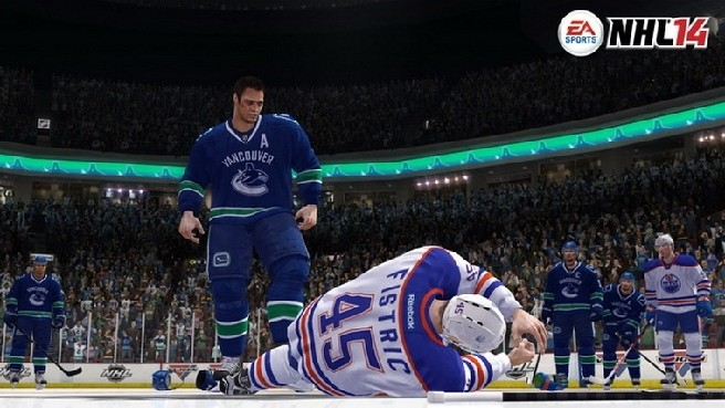 NHL 14 Screenshot #43 for Xbox 360