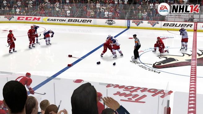 NHL 14 Screenshot #13 for PS3
