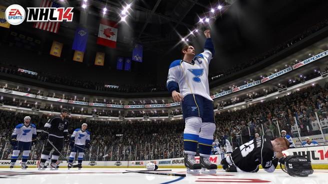 NHL 14 Screenshot #14 for PS3