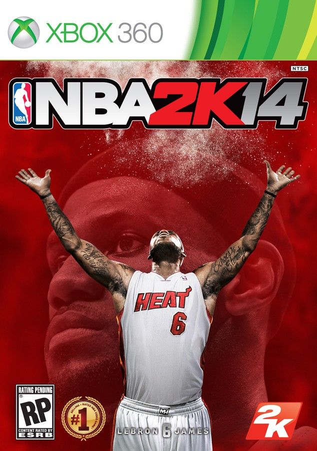 NBA 2K14 Screenshot #3 for Xbox 360