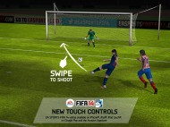 FIFA Soccer 14 screenshot #2 for iOS - Click to view