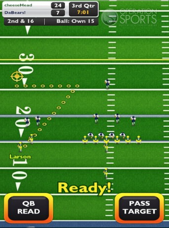 Your Turn Football Screenshot #2 for iPad