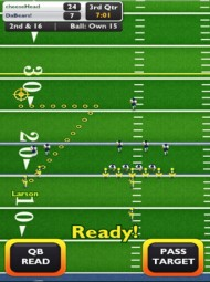 Your Turn Football screenshot #2 for iPad - Click to view