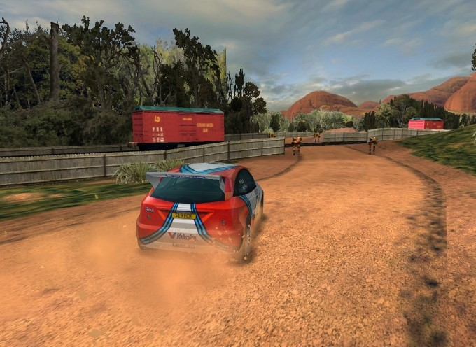 Colin McRae Rally Screenshot #10 for iOS