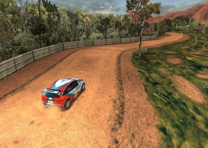 Colin McRae Rally Screenshot #12 for iOS