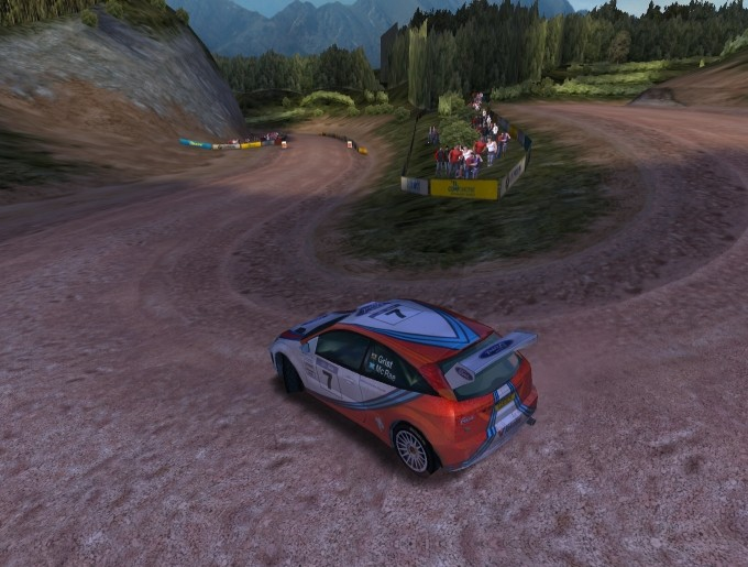 Colin McRae Rally Screenshot #14 for iOS