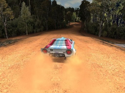 Colin McRae Rally Screenshot #21 for iOS